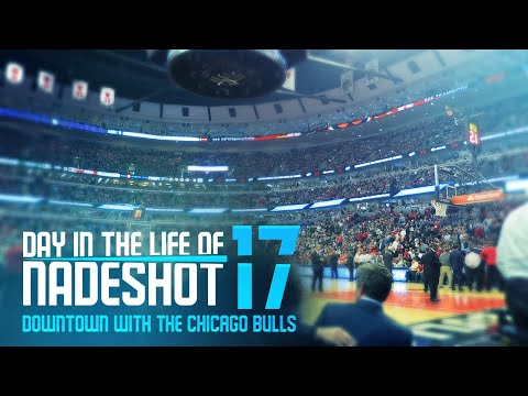 Day in the Life: Ep. 17 - Downtown w/ the Chicago Bulls