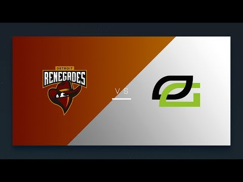 CS:GO - Renegades vs. OpTic [Cache] Map 1 - NA Matchday 12 - ESL Pro League Season 6