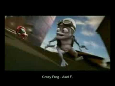 Crazy frog мама сшила мне штаны 83