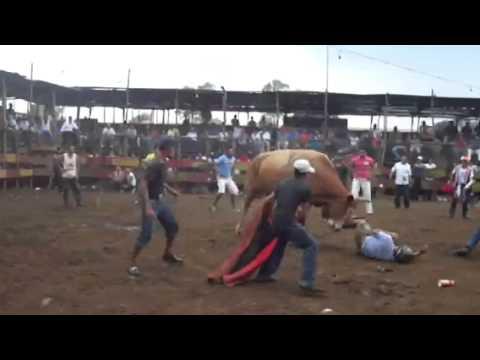 Monta de toros Masaya Nicaragua