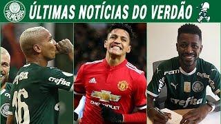 Palmeiras quer jogador do Manchester United | Salário do Ramires | Scarpa, L. Lima ou R. Veiga? e+