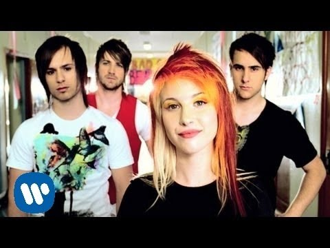 Paramore: Misery Business [OFFICIAL VIDEO]