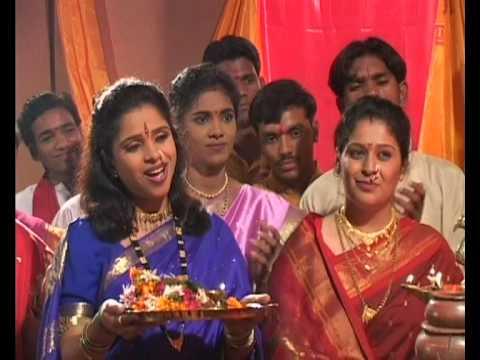 Kaalubaichi Aarti Marathi Devi Bhajan By Anuradha Paudwal [full Song] I Kaalu Daar Ughad video