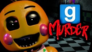 WHO IS WHO - Gmod Murder (Garry