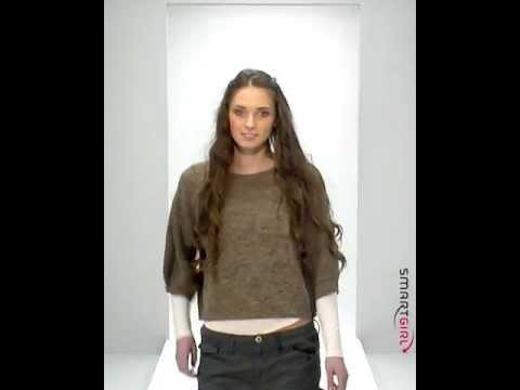SmartGirl Look – G-Star pants, Bzr blouse, Villa T-shirt and Black Converse Shoes