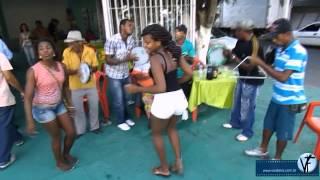 Samba de Roda Brilhantes de Irará no Troféu Tracajá - Video 2