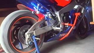 Yamaha R1 2001 GP Racing Exhaust 2