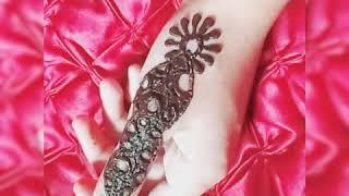 Two DIY Thumb mehndi designs | Beautiful & Stylish thumb henna design || hayat beauty trend ||