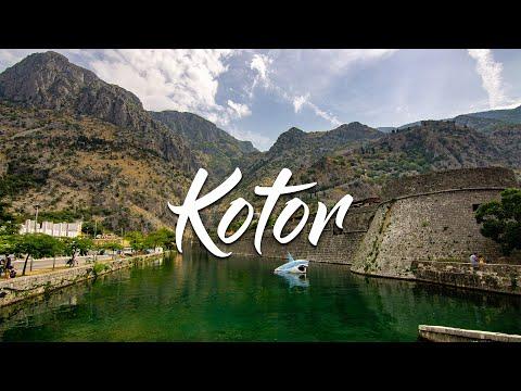 Kotor, Montenegro - Hidden Medieval Town