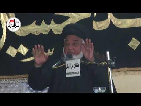 Allama Fazal Abbas Naqvi | Majlis 20 Feb 2018 | Imambargah Qasr e Zainab, Jalal Pur PeerWala |