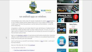 How to Run Android Apps on Windows PC Using BlueStacks