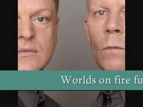 Erasure - Worlds on Fire
