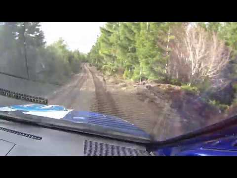 Jankowski Motorsports Rally Test Day