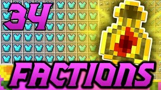 "Minecraft COSMIC Faction: Episode 34 ""1,000,000 XP GOD SET CHALLENGE?!"" w/ MrWoofless"
