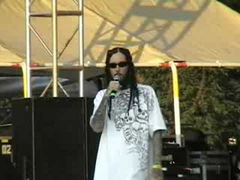 Brian Head Welch Speaks at Conerstone Part 1