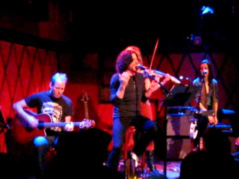 Tony Harnell Limbo Rockwood Music Hall, NYC Feb. 3, 2012