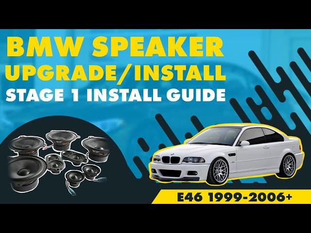 BAVSOUND - BMW 3 Series Coupe / Cabrio - YouTube