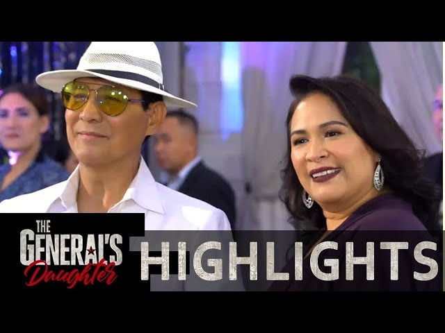 The General's Daughter: Amelia and Tiago attend Marcial's party | EP 20