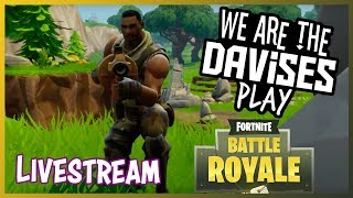 LETS PLAY SOME FORTNITE! | Fortnite Live Stream