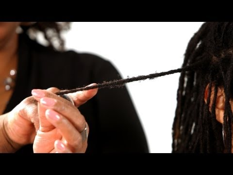How to Get Rid of Frizzy Dreads   Get Dreads