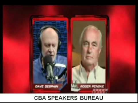 Roger penske cba speakers bureau youtube for Bureau youtube