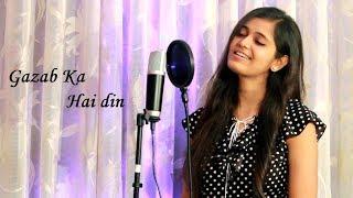 Gazab Ka Hai Din | DIL JUUNGLEE | Tanishk B Jubin N Prakriti K | Cover by Kashish Patel ft. Prakhar