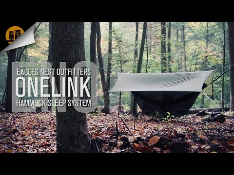 ENO OneLink Hammock System Review