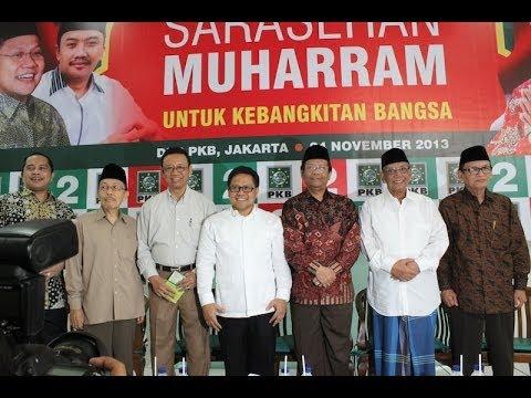 Mahfud MD: sarasehan muharram partai kebangkitan bangsa