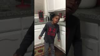 Mom forces Child to Dance as Punishment