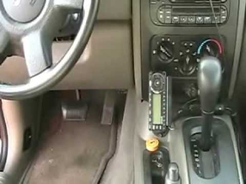 Ham Radio Install-2002-2007 Jeep Liberty-Part 1