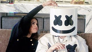 """Selena Gomez Drops PERSONAL Song """"Wolves"""" With Marshmello"""