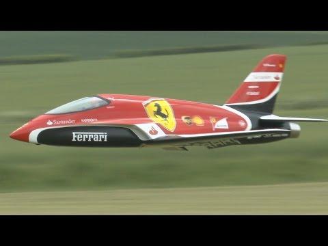 FAST RADIO CONTROL FLYING Scuderia Ferrari F1