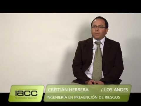 Testimonios de Egresados: Cristian Herrera