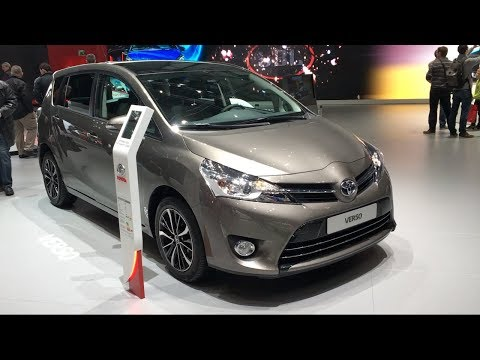 Toyota Verso 2017 In detail review walkaround Interior Exterior