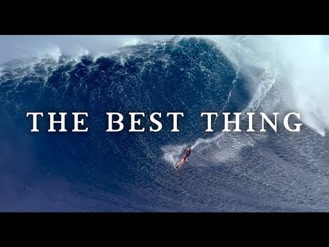 JJ Heller - The Best Thing (Official Music Video) Ft. Bethany Hamilton