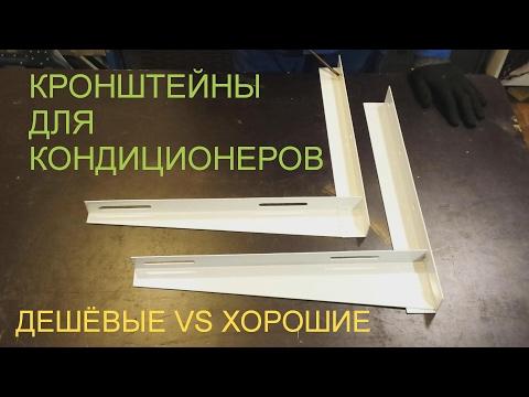 Производство кронштейнов для кондиционеров