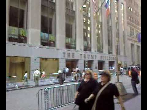 The Trump Building Video