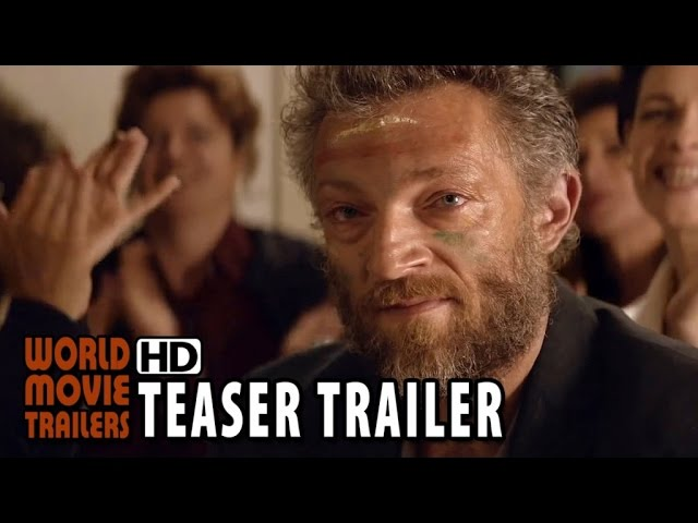 Partisan Official Teaser Trailer (2015) - Vincent Cassel HD
