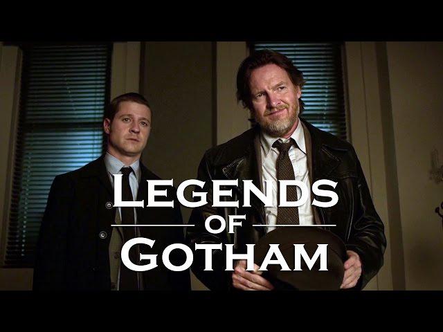 Legends of Gotham #12 - (S01E06) Harvey Bullock:Boy Detective