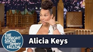 "Alicia Keys Had to Call Prince to Cover ""How Come You Don"