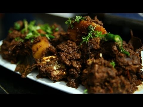 How-To Make Best Bengali Mutton (Kosha Mangsho) By Kalyan
