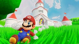 Unreal Engine 4 [4.20.1] Super Mario 64 Opening Demo + Download link