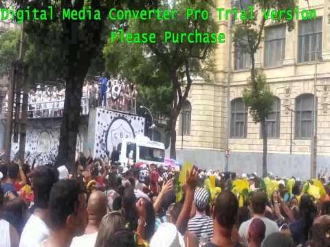 Carnaval 2014 - Cordão do Bola Preta