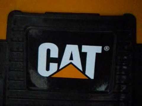 CAT DIESEL START UP