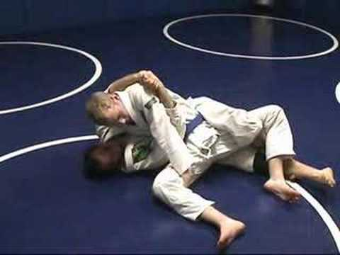 Kesa Gatame to Twister Image 1