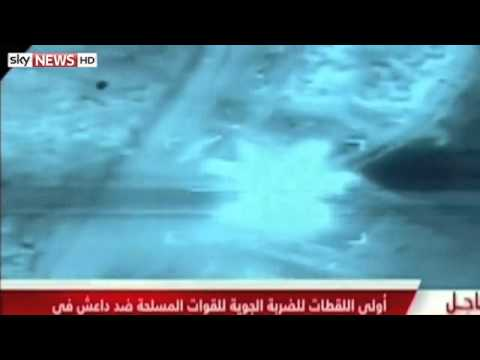 Egyptian Warplanes Launched Missiles On Several Libyan Targets