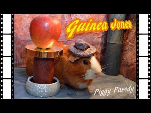 Guinea Jones - PIGGY PARODY