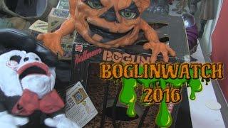Halloween Boglins: Blobkin REVIEWED! (Boglinwatch 2016)