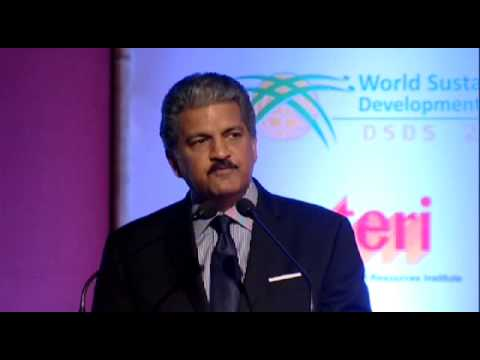 DSDS14: Mr Anand G Mahindra, Chairman and Managing Director, Mahindra Group