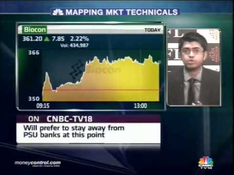 Above Rs 360, Biocon may test Rs 380-385: Pritesh Mehta